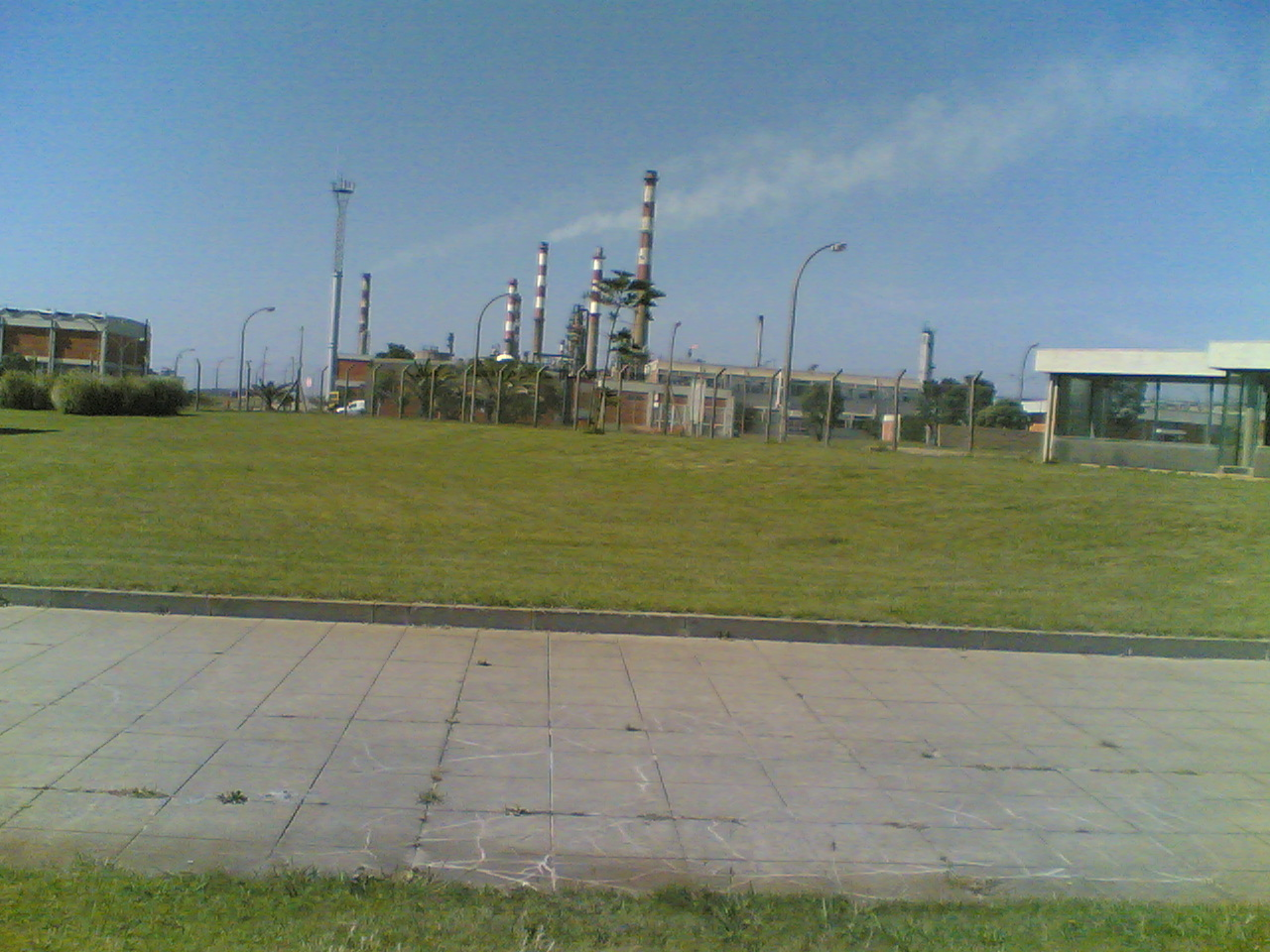 Panor�mica da Petrogal